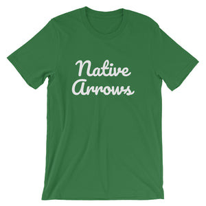 Native Arrows Short-Sleeve Unisex T-Shirt