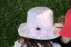 Pretty in Pink Reversible Bucket Hat