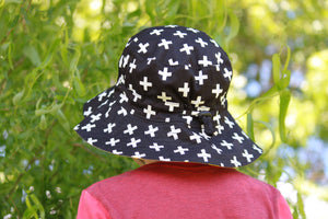 Cross Bolt Reversible Bucket Hat