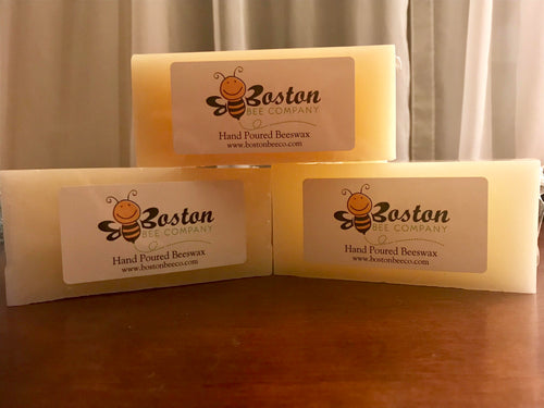 1 lb Beeswax Bar
