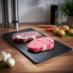 The Vilee EZ Defrost and Chop Block Tray