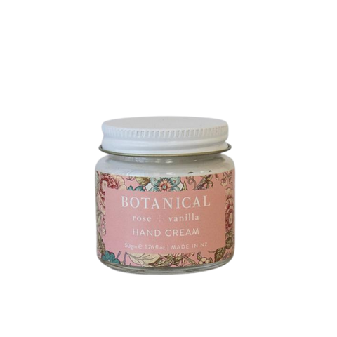 Rose & Vanilla Hand Cream