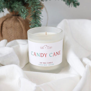 Candy Cane Limited Edition Candle