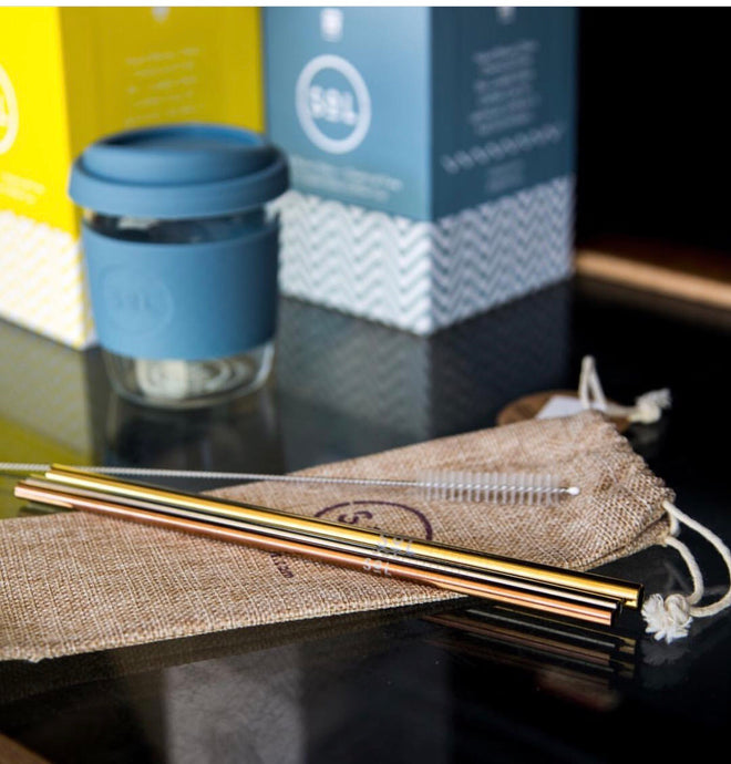 SoL Reusable Straw Kit