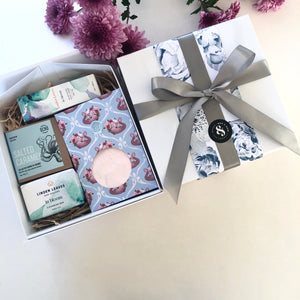 Mini Pamper you-BLUE