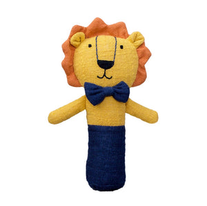 Lily & George Lion Rattle