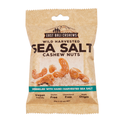 Sea Salt Cashews