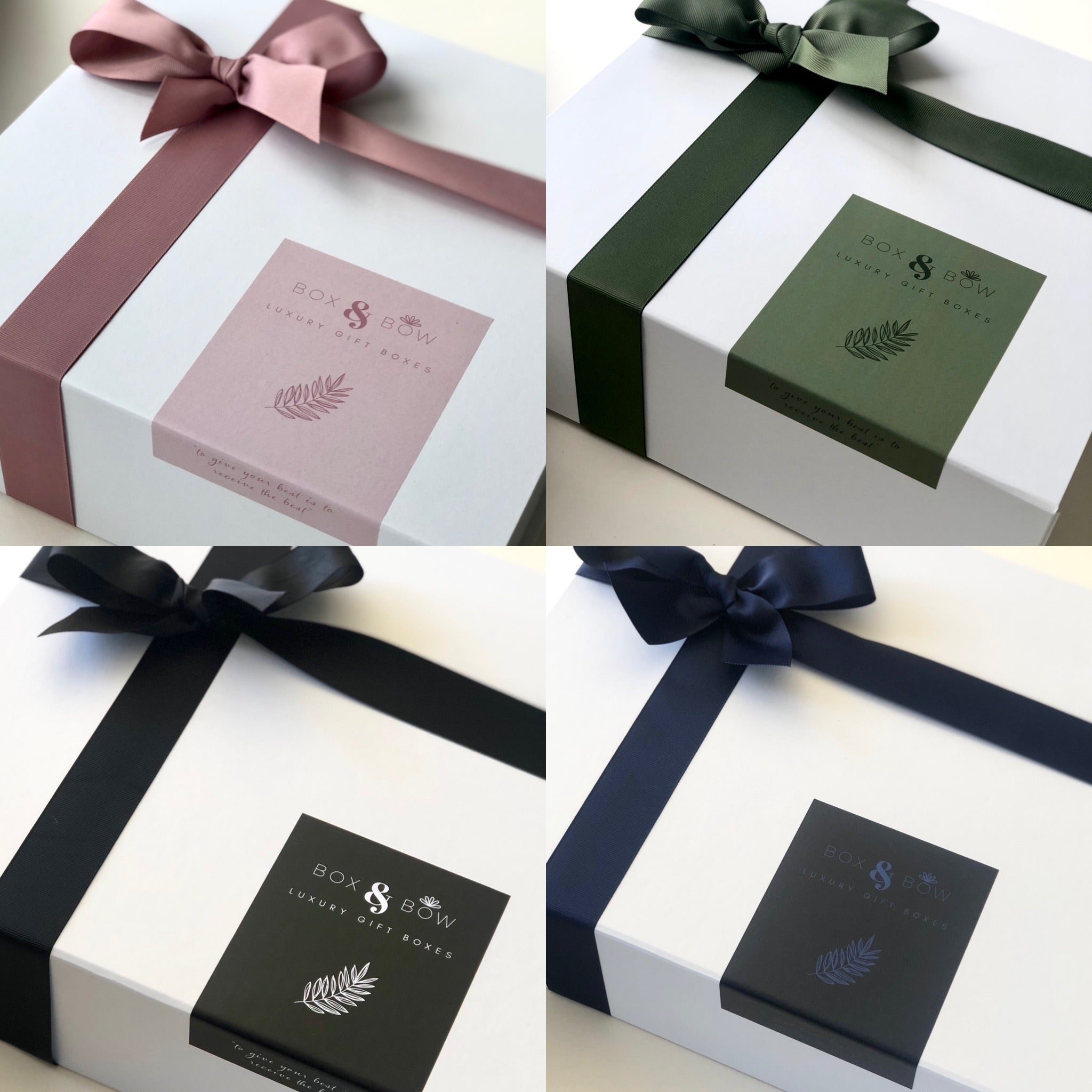 DESIGN YOUR OWN -GIFT BOX (add me + gifts to your cart)