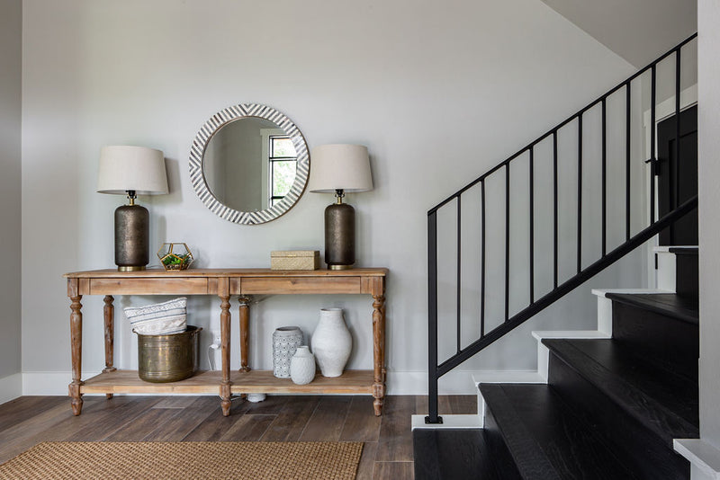 5 Steps for Designing an Entryway