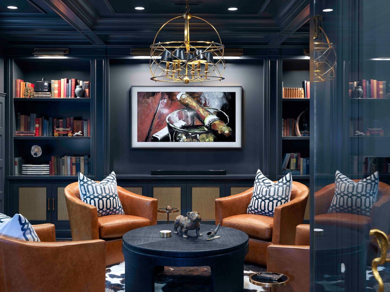 5 Great Tips on Decorating Your Man Cave