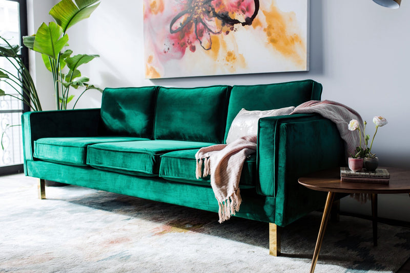 Furnishing with Velvet