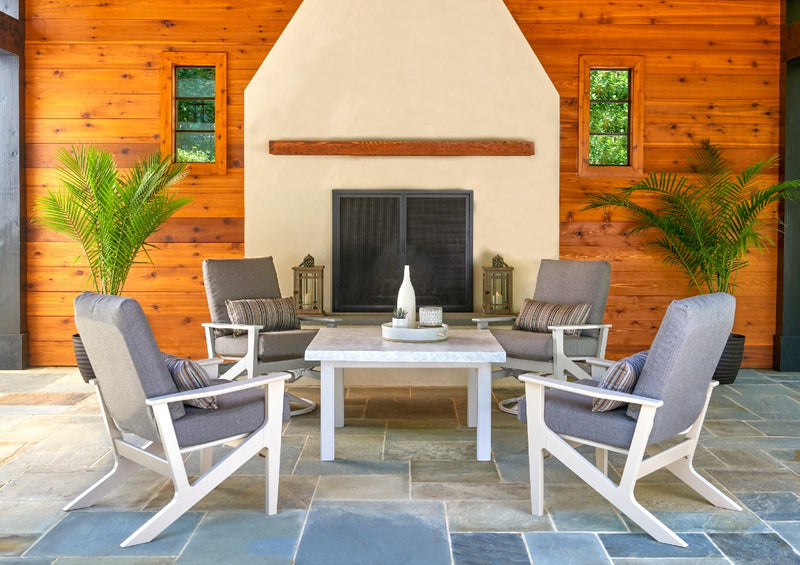 2020 Outdoor Furniture Living Trends