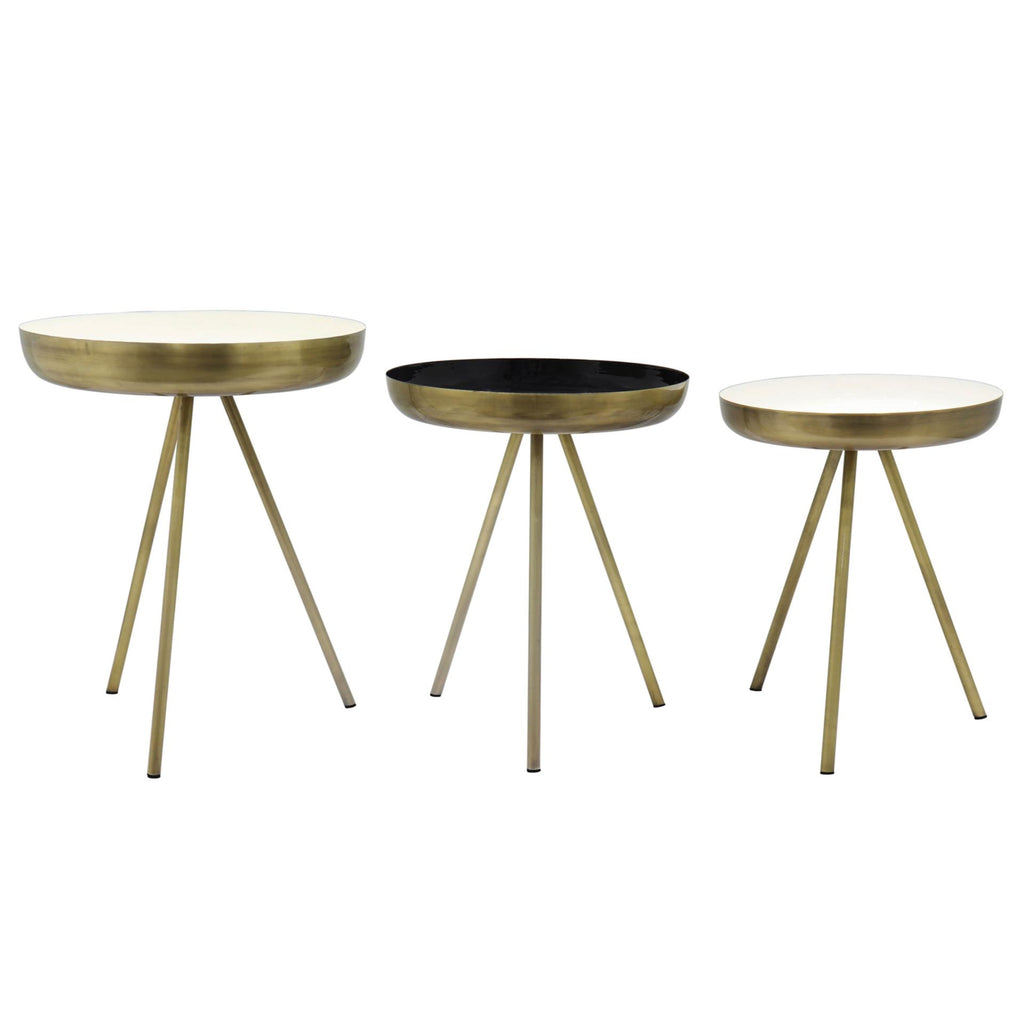 Dane Side Table Set of 3 - What A Room Furniture