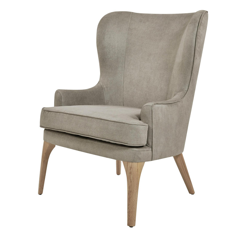 Bjorn KD Fabric Accent Chair - What A Room Furniture