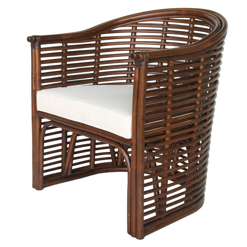 Knox Rattan Tub Chair - What A Room Furniture