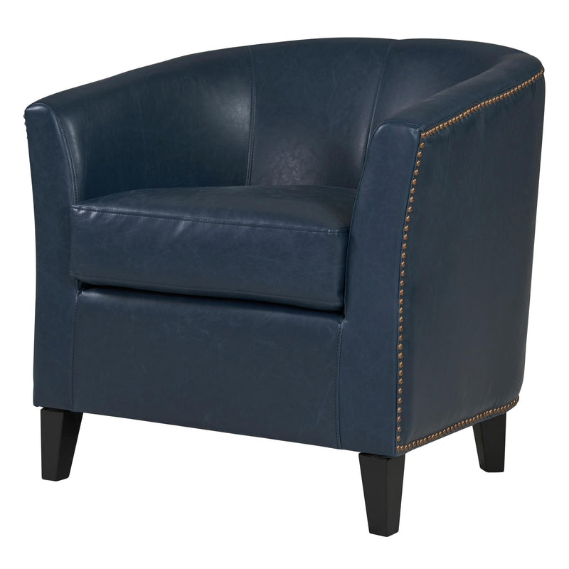 Walsh Fabric Swivel Accent Arm Chair