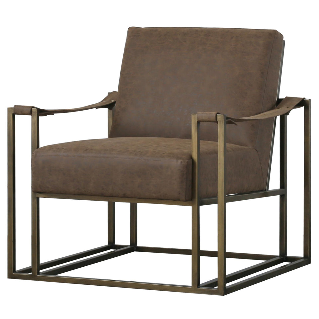 Esmond  PU Arm Chair