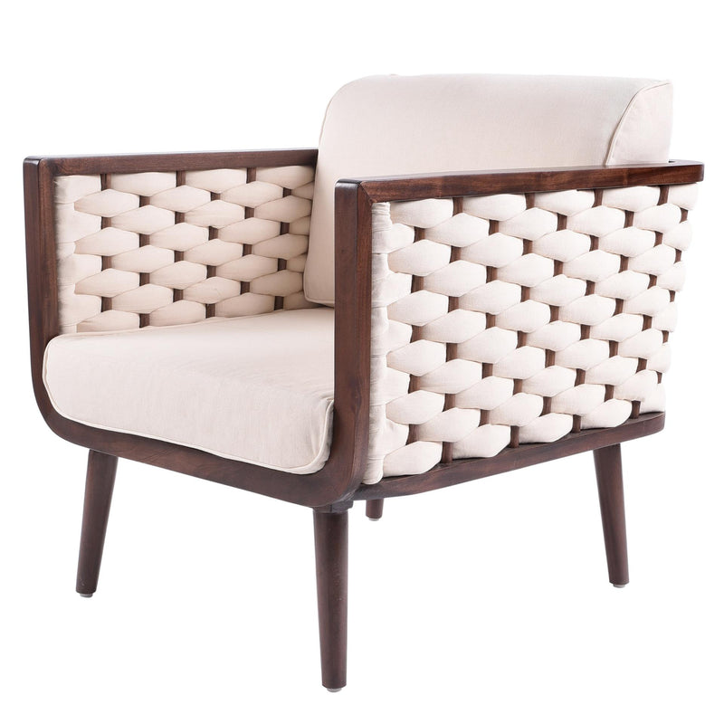 Geneve Arm Chair - What A Room Furniture