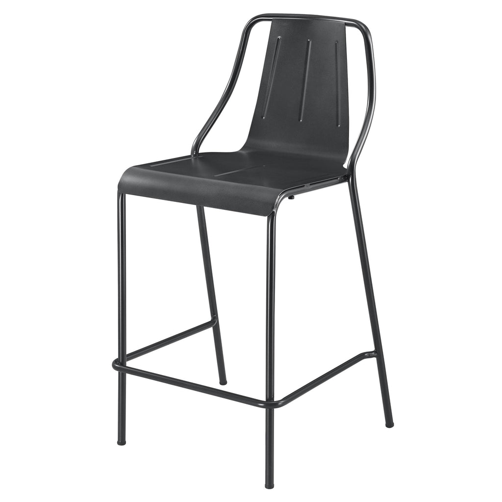 Callum Metal Counter Stool - What A Room Furniture