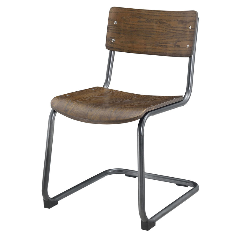 Gerald KD PU Arm Chair