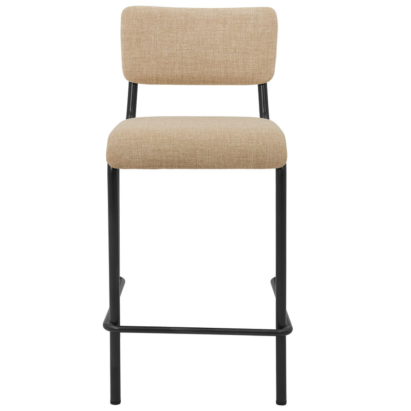 Lehman Fabric Counter Stool - What A Room
