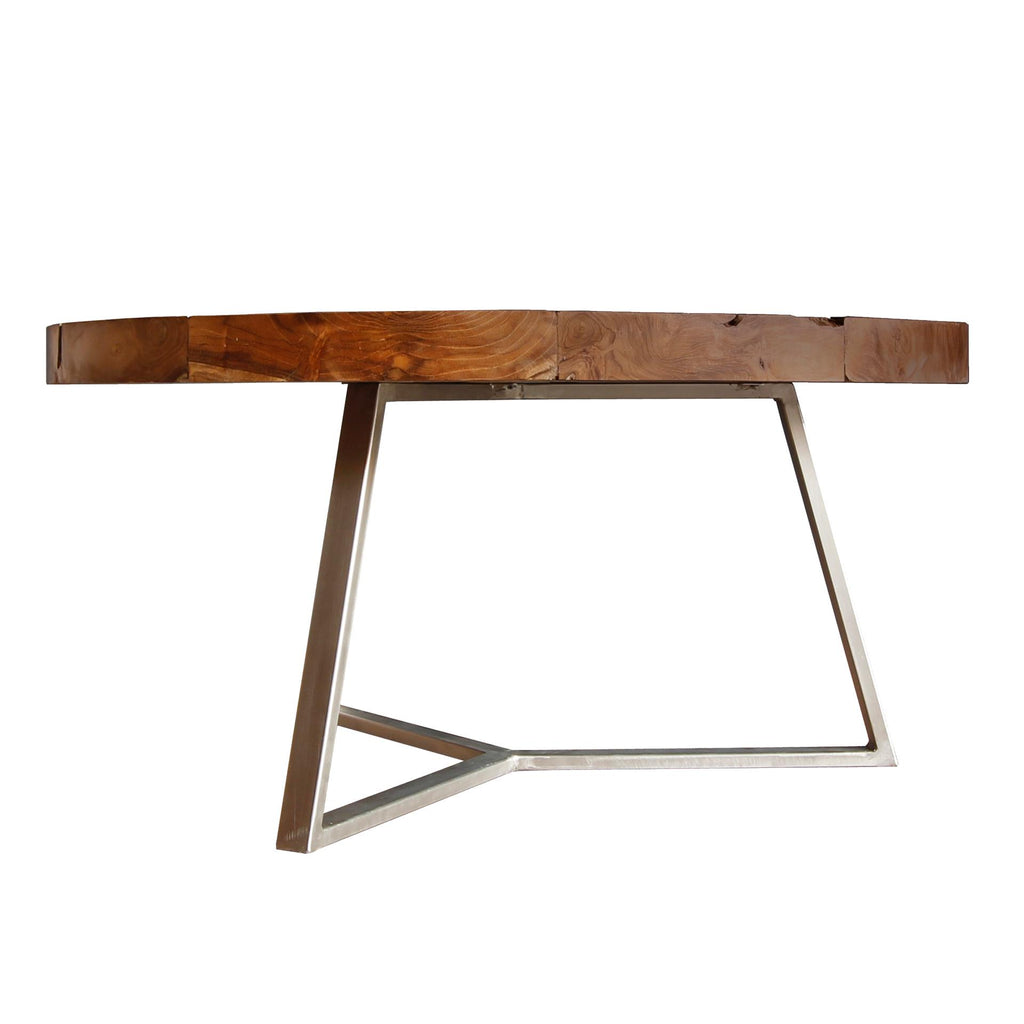Leon Reclaimed Teak Wood Coffee Table - What A Room Furniture