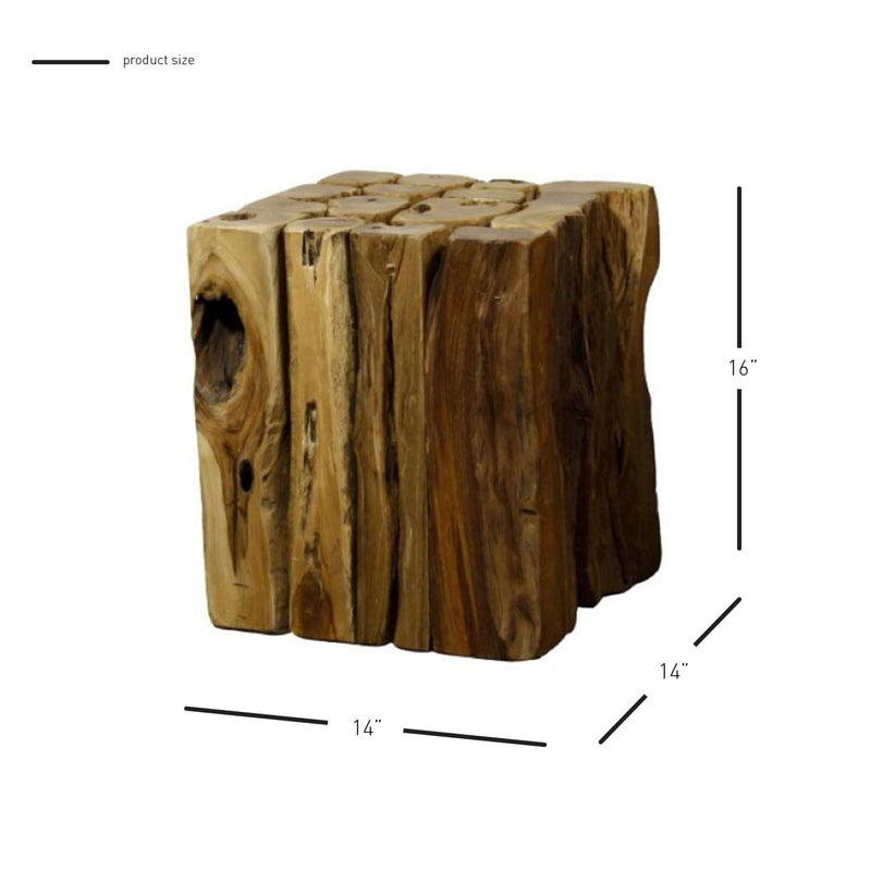 Woody Branches Cube - What A Room Furniture