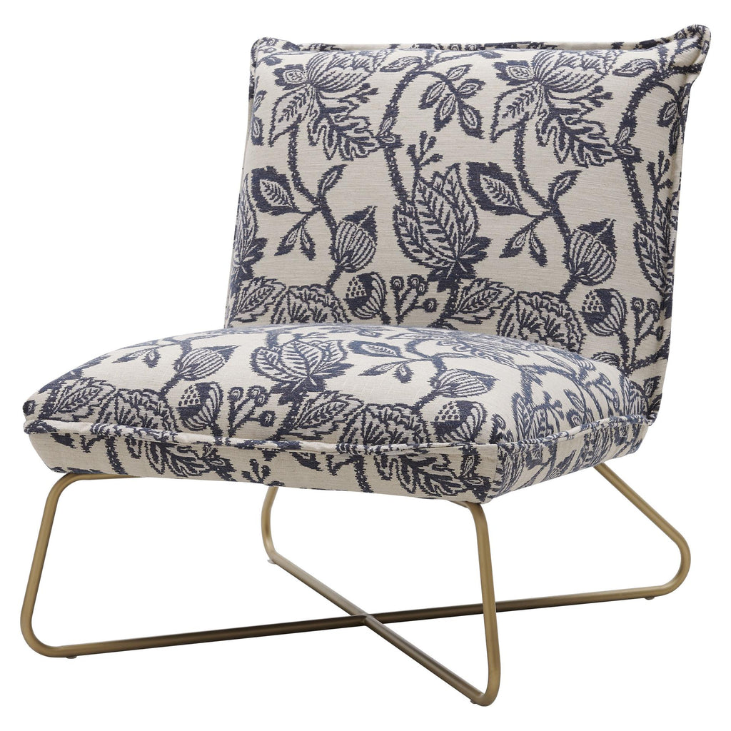 Yukon Fabric Accent Chair - What A Room Furniture