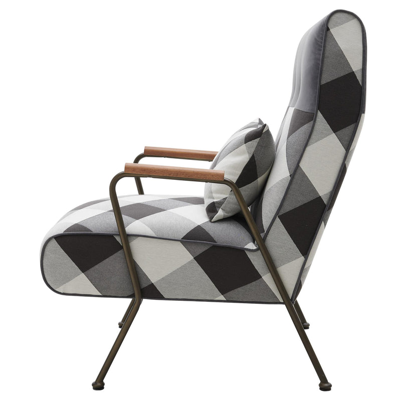 Kahlo Fabric Accent Chair - What A Room Furniture