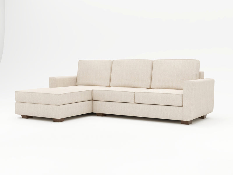 Contour Custom Sofa Chaise Upholstered - What A Room Furniture