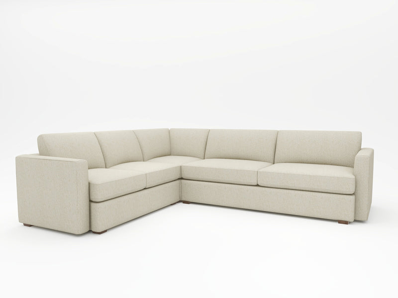 Monolith Custom L Sectional Upholstered - What A Room Furniture