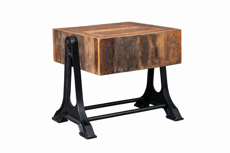 Scott Living Recycled Wood Coffee Table
