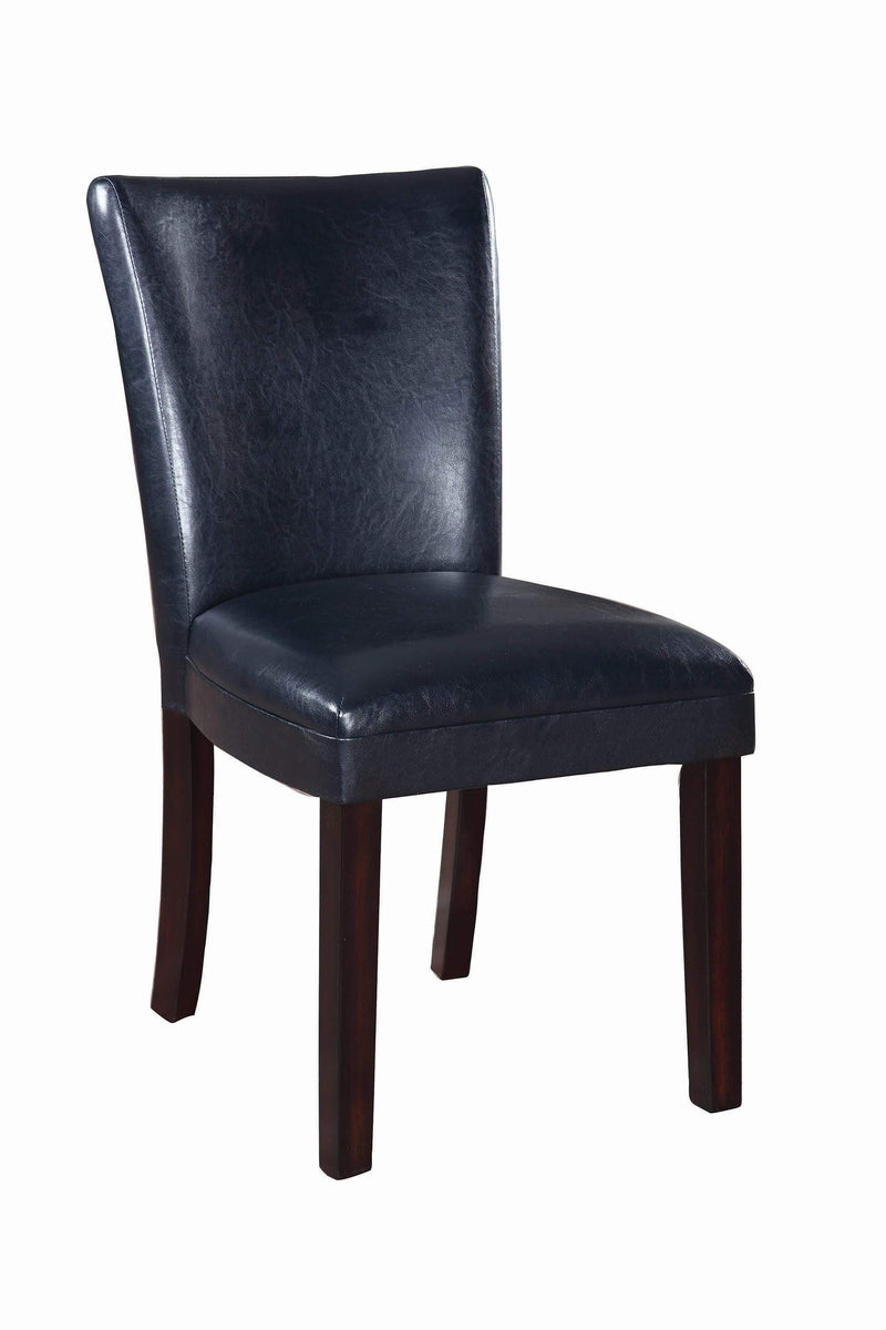 Carter Dining Side Chair in Black