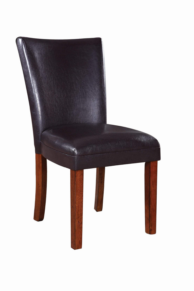 Nessa Casual Brown Dining Chair - What A Room Furniture