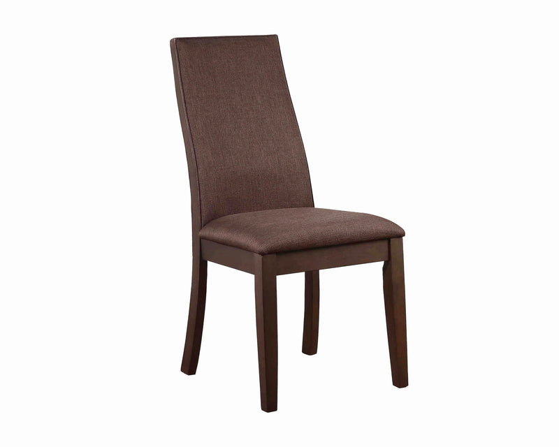 Spring Creek Industrial Chocolate Dining Chair - What A Room Furniture