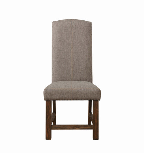 Scott Living Atwater Industrial Grey Parsons Chair - What A Room