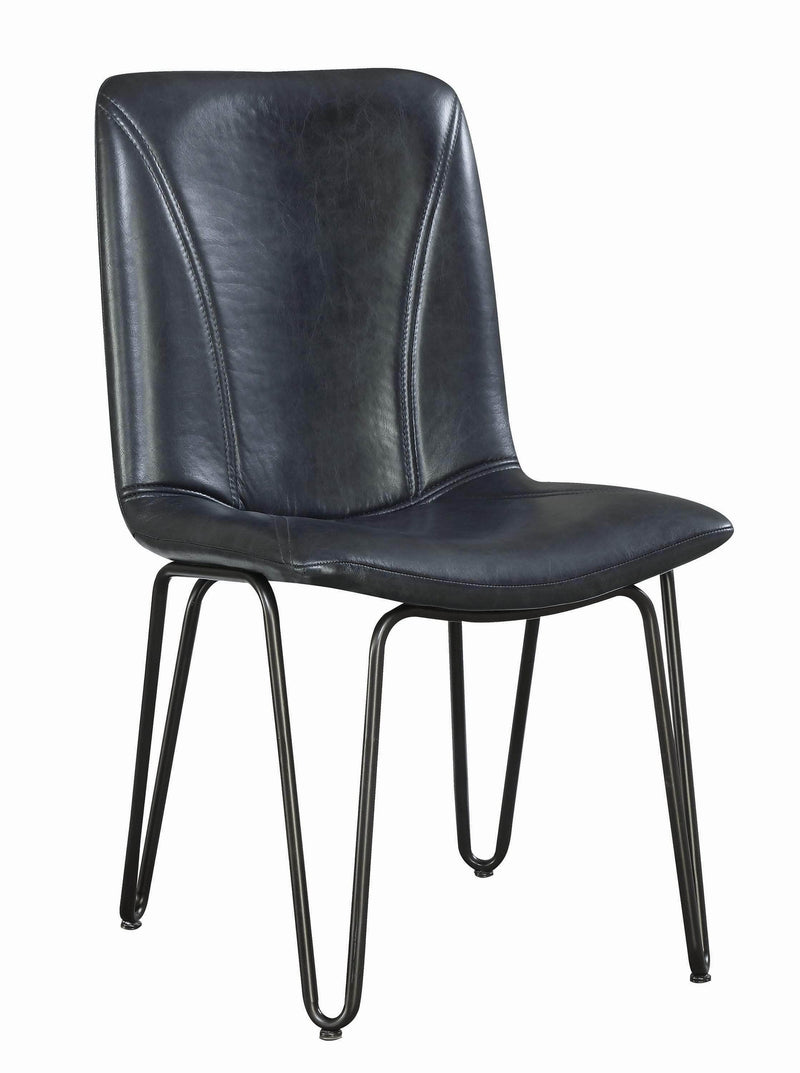 Chambler Charcoal Dining Chair - What A Room