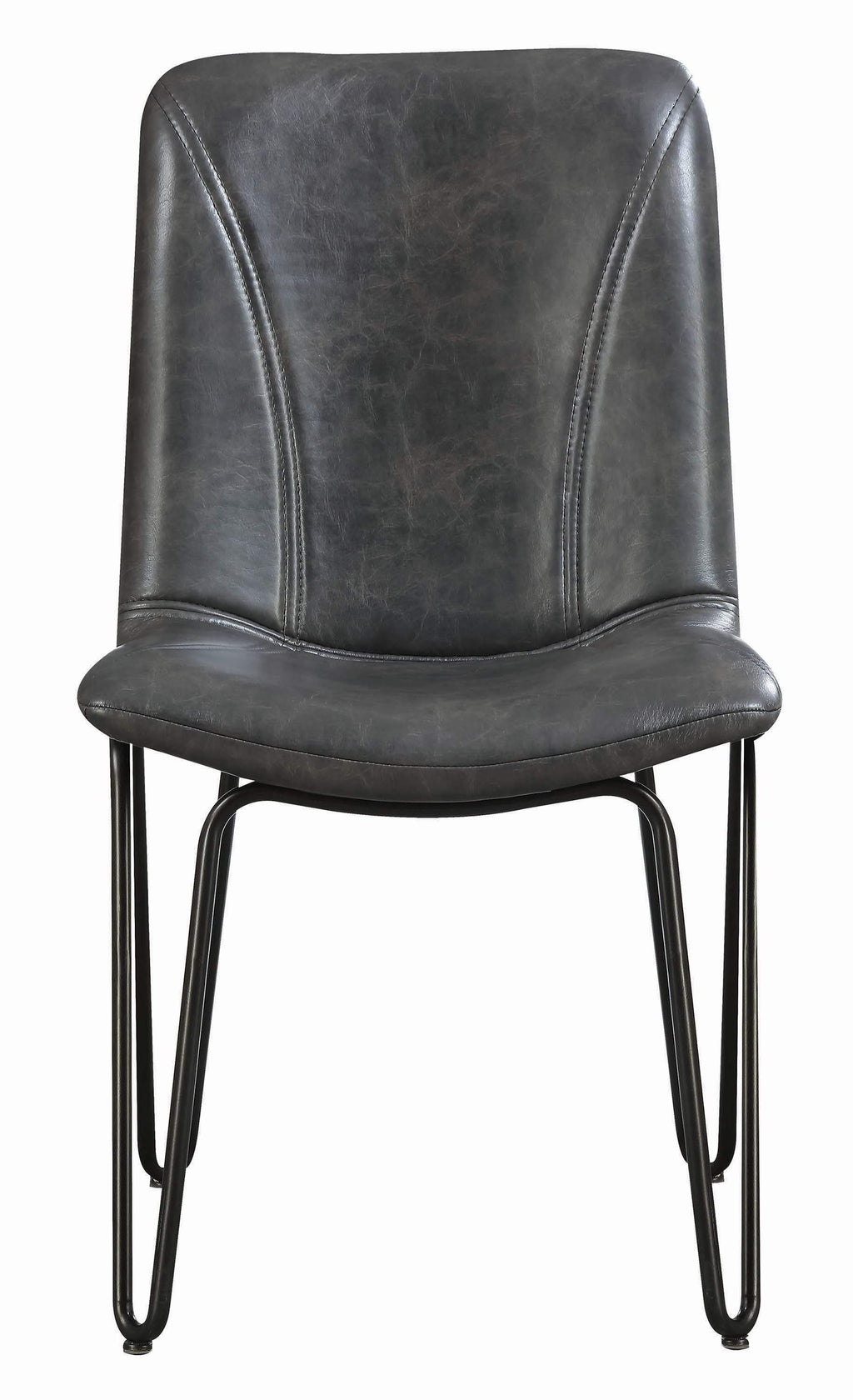 Chambler Grey Dining Chair - What A Room Furniture