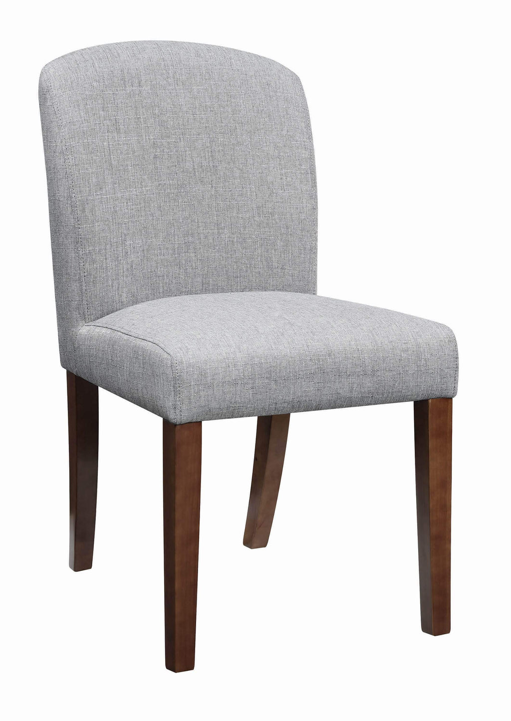 Louise Grey Parson Dining Chair - What A Room