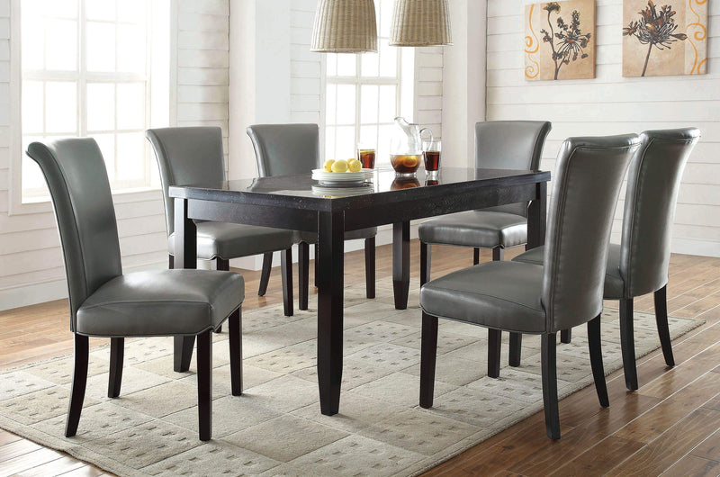 Newbridge Casual Cappuccino Dining Table