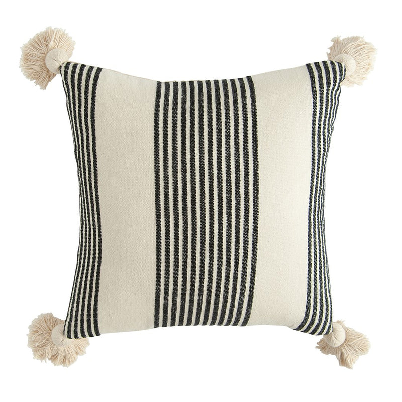 "20""Sq Rayon & Cotton Striped - What A Room"