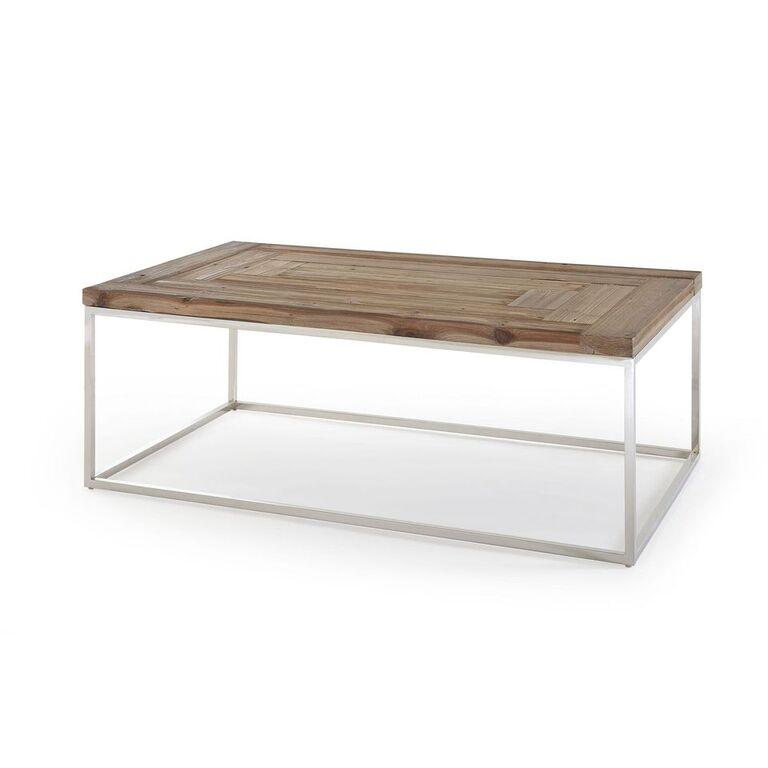Ace Reclaimed Wood Coffee Table - What A Room Furniture