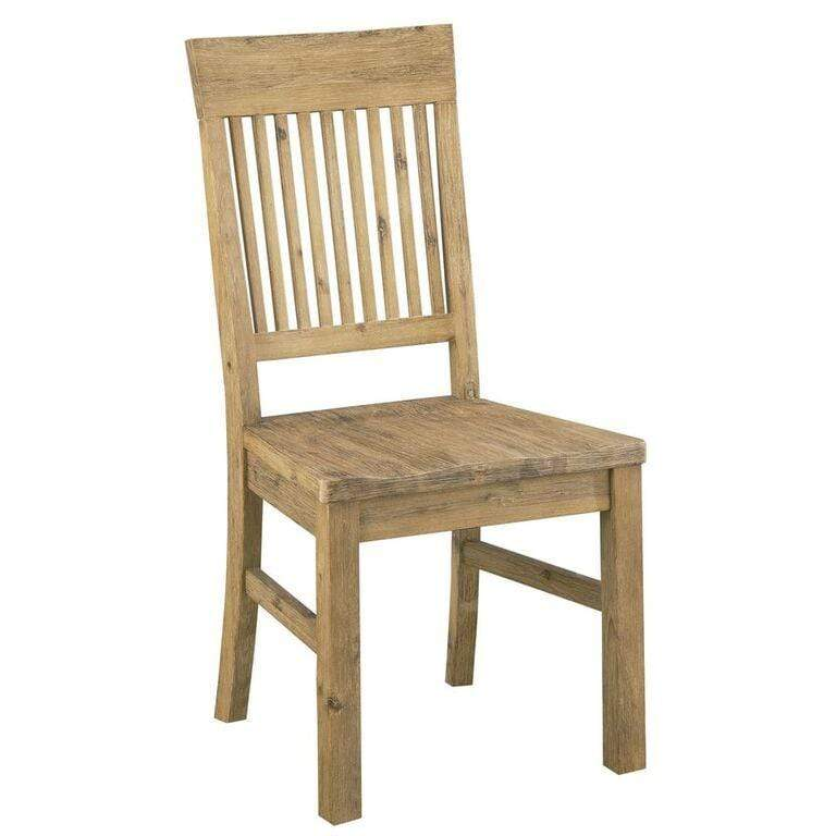 Autumn Solid Wood Dining Chair (set of 2) - What A Room Furniture