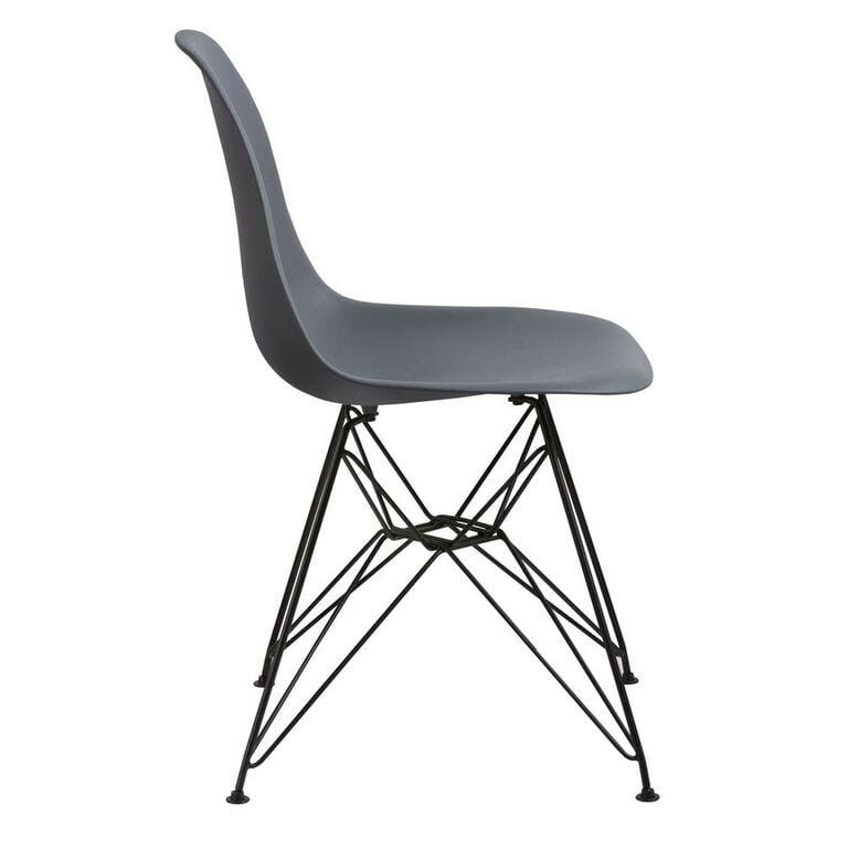 Crossroads Rostock Chair in Grey - What A Room