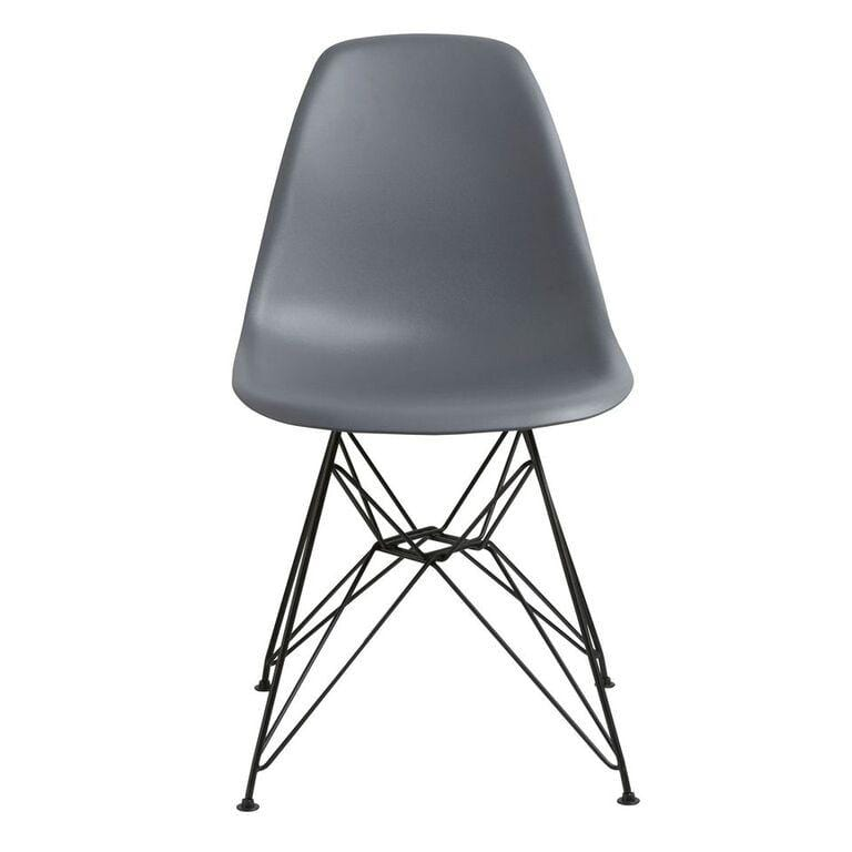 Crossroads Rostock Chair in Grey - What A Room Furniture