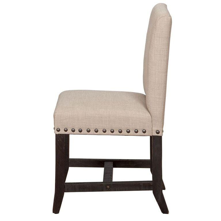 Yosemite Upholstered Dining Chair (set of 2) - What A Room Furniture