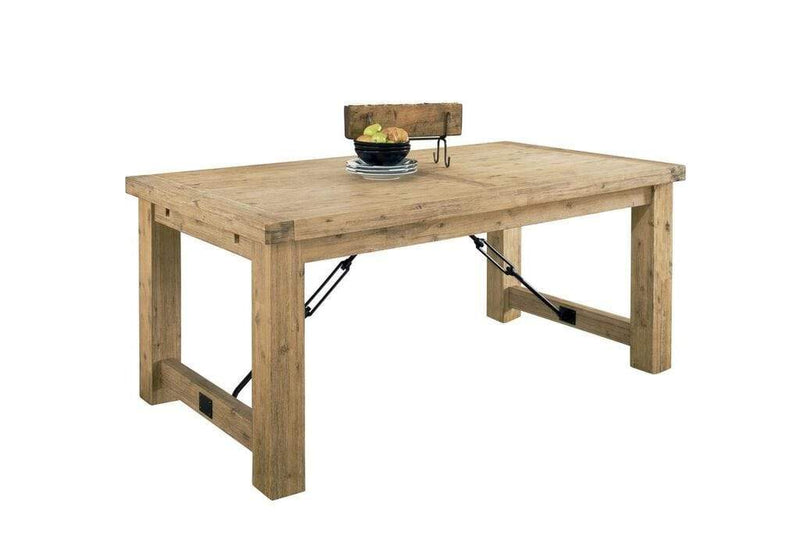 Autumn Solid Wood Extension Table