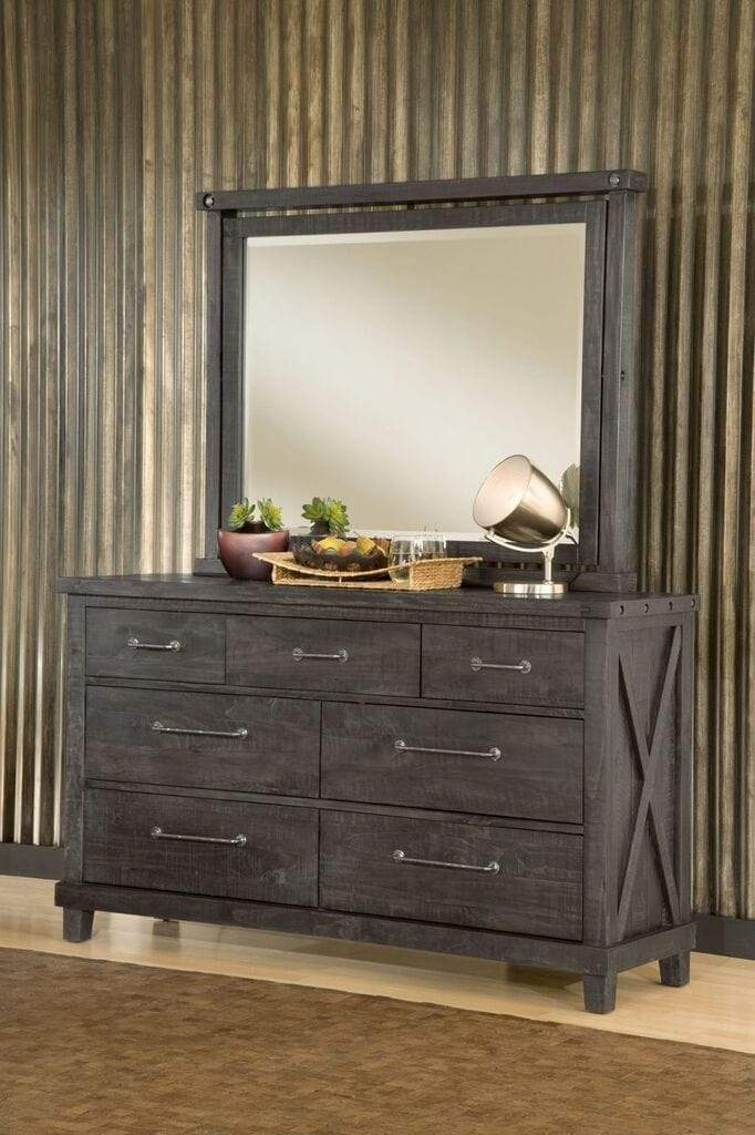 Yosemite Solid Wood Dresser in Café - What A Room