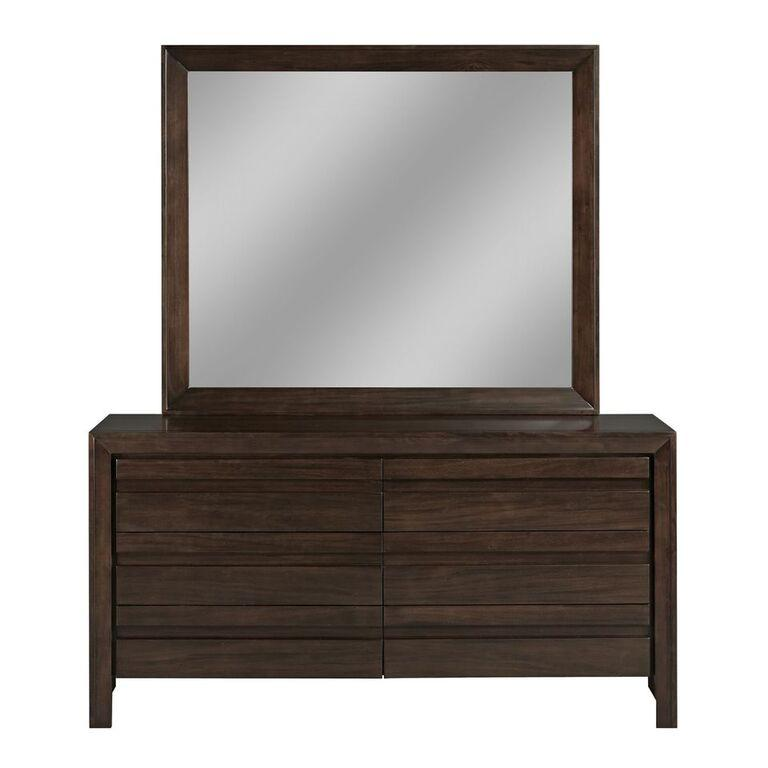 Element Dresser in Chocolate Brown