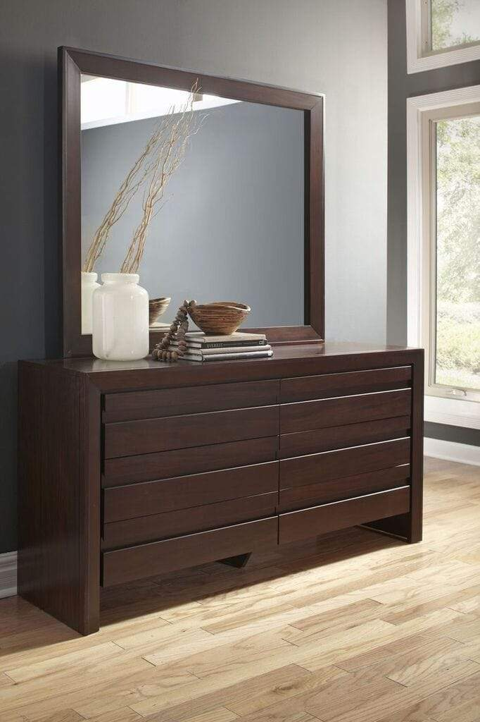 Element Dresser in Chocolate Brown - What A Room Furniture
